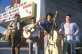 Mexican Street Musicians, Oxnard, CA Photographic Print