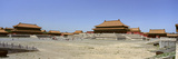 Palace Area of the Forbidden City in Beijing in Hebei Province, People's Republic of China Photographic Print