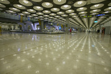 Interior View of Madrid Barajas Airport (Mad), Spain's Busiest Airport Photographic Print