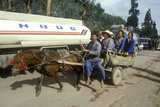 Traffic Jam on Road to Kunming from Dali, Yunnan Province, People's Republic of China Photographic Print