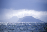 View from Antarctica across Drake Passage of Cape Horn and Tierra Del Fuego Photographic Print