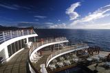 Cruise Ship Marco Polo Approaches Cape Horn, Antarctica Photographic Print