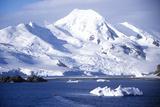 Iceberg Near Half Moon Island, Bransfield Strait, Antarctica Photographic Print