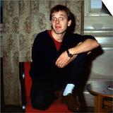 Rik Mayall at Edinburgh Fringe Festival August 1987 Prints