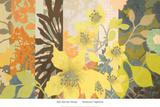 Botanical Fragments Poster by Sally Bennett Baxley