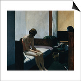 Chambre d'hôtel Affiches par Edward Hopper