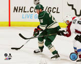 Thomas Vanek 2014-15 Action Photo