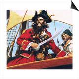 Pirate Art by  English School