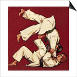 Judo Posters by  McConnell