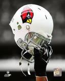Arizona Cardinals Helmet Spotlight Photo