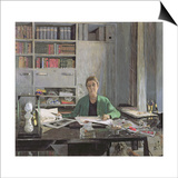 Jeanne Lanvin Affiche par Edouard Vuillard