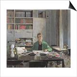 Jeanne Lanvin Poster von Edouard Vuillard