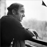 One of France's Greatest Pop Singers, Charles Aznavour Prints