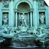 Italy, Rome, Trevi Fountain Posters by  JoSon