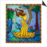 Oshun, 2011 Posters by Laura James