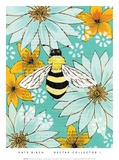 Nectar Collector I Prints by Kate Birch