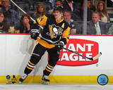Chris Kunitz 2014-15 Action Photo