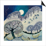 Winter Woolies Prints by Lisa Graa Jensen