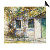 Cottage in Summer Posters by Schofield Kershaw