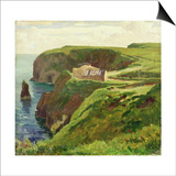 Malin Head, Donegal, 1874 Posters by Frederick Leighton