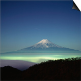 Mount Fuji Posters by  Yossan