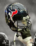 Houston Texans Helmet Spotlight Photo