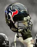 Houston Texans Helmet Spotlight Photo