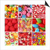 Sweets Poster by  egal
