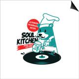 Soul Kitchen Poster by Budi Kwan