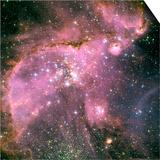 NGC 346 Star Cluster Print