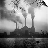 Battersea Power Station, London Posters by John Gay