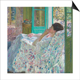 Afternoon - Yellow Room Posters by Frederick Carl Frieseke