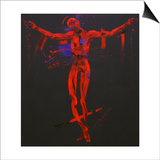 Jesus Dies on the Cross - Station 12 Prints by Penny Warden