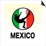 Mexico Soccer Posters