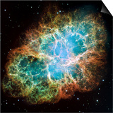 Crab Nebula Prints