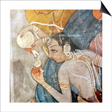 A Detail of a Scene from One of the Legends of Krishna Posters