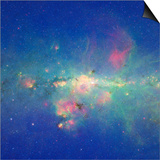 An Infrared View of the Inner Milky Way from the Spitzer Space Telescope Posters