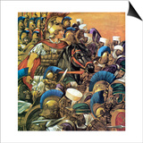Alexander the Great Prints by Richard Hook