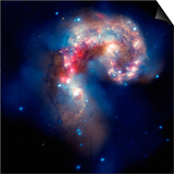 Antennae galaxies Prints