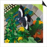 Veggie Garden, 2013 Posters by Maggie Rowe