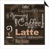 Coffee Prints by  leeser