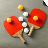 Table tennis gears Prints