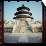 Temple of Heaven Prints by Martin Puddy