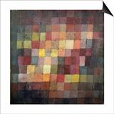 Paul Klee - Starobylá harmonie, 1925 Reprodukce