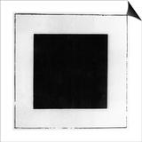 Black Square Kunst af Kasimir Malevich