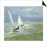 Around the Buoy Prints by Timothy Easton