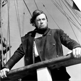 Moby Dick, Gregory Peck, 1956 Art