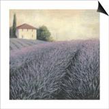 Lavender Hills Detail Prints by James Wiens