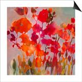 Les Fleurs Prints by Michelle Abrams
