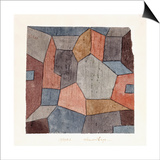 Hauser-Enge Poster by Paul Klee